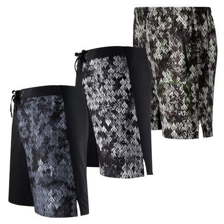 Shorts // 3-Pack // Artman + 2 Mayham (S)