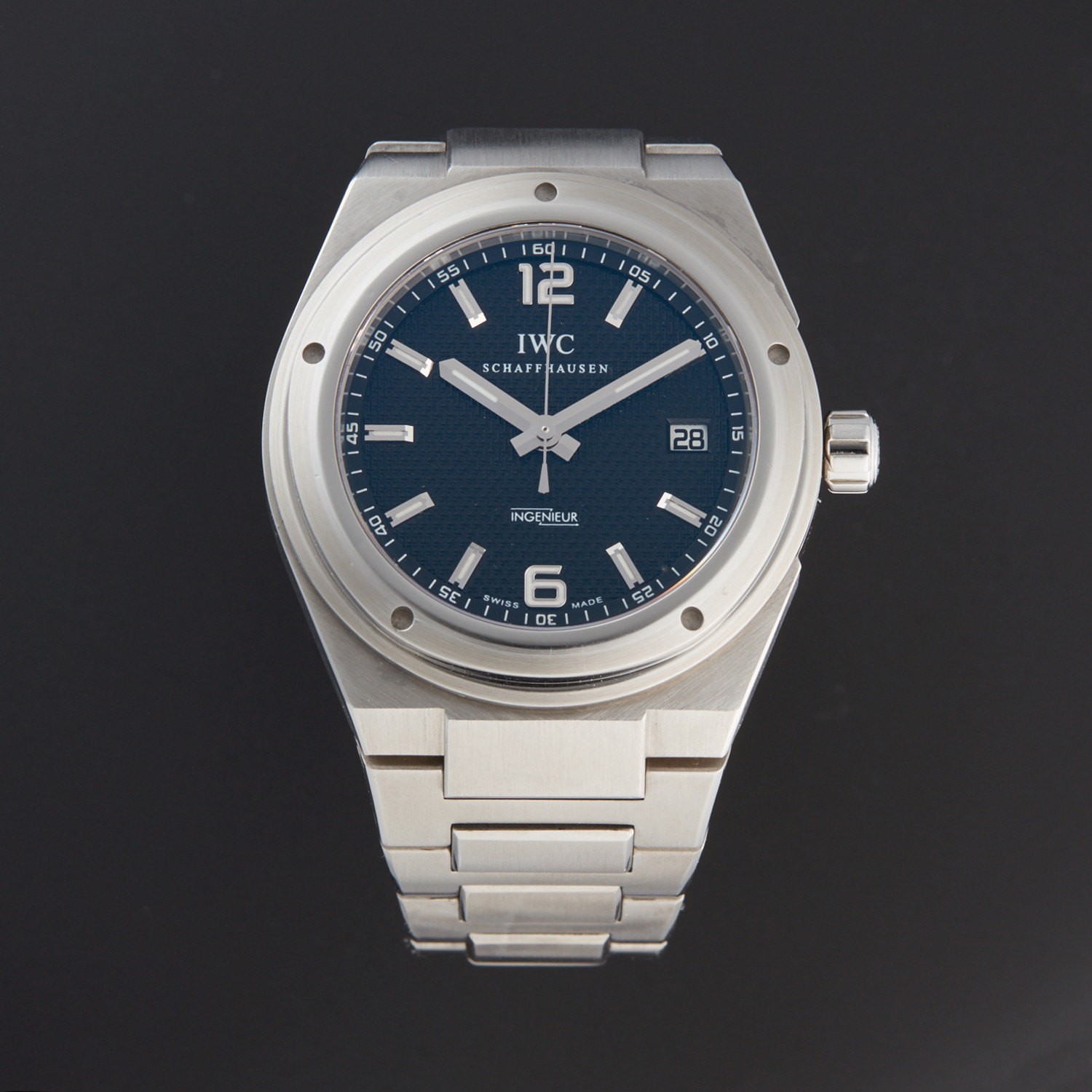 more photos f4020 6c546 IWC Ingenieur Automatic // IW323902 // Pre-Owned - Fine ...