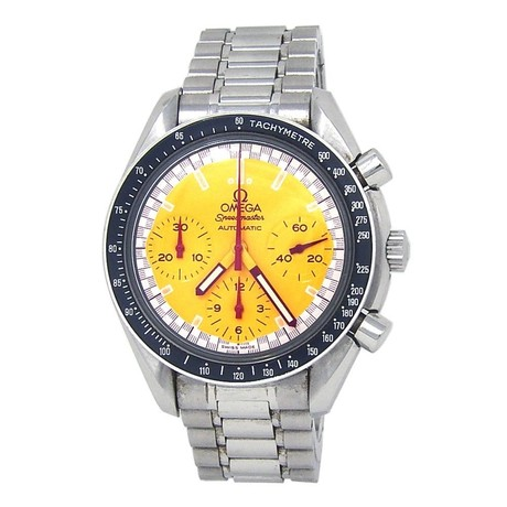 Omega Speedmaster Chronograph Automatic // 3510.12.00 // Pre-Owned