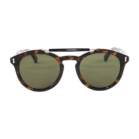 Men's GG0124S Sunglasses // Havana