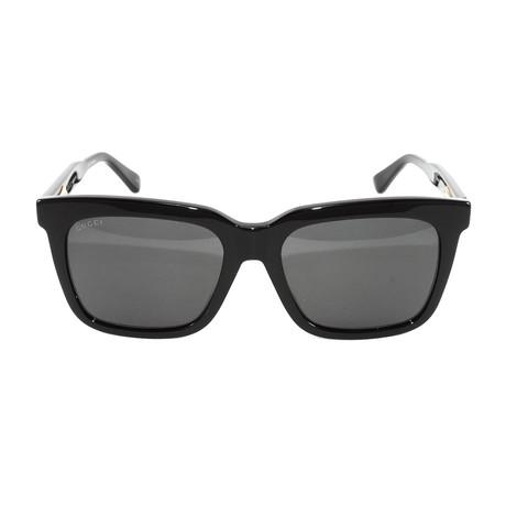 Men's GG0267SA Sunglasses // Black