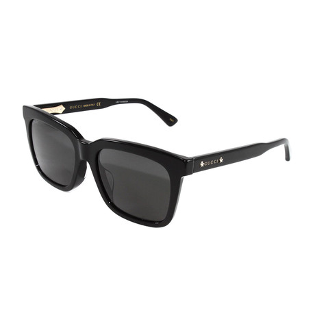 Men's GG0267SA Sunglasses // Black