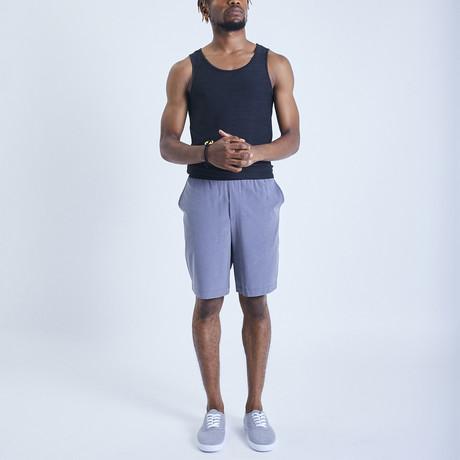 Eco Warrior I Shorts // Slate Gray (S)
