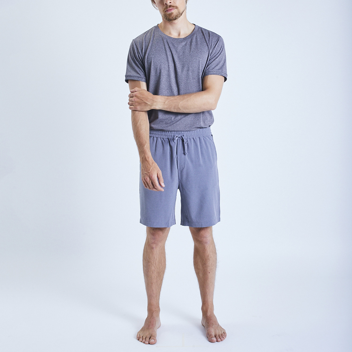 355c7be1d6 Eco Warrior II Shorts // Slate (S) - OHMME - Touch of Modern