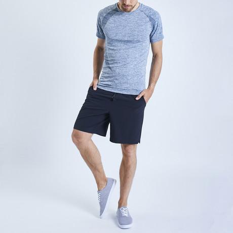 Eco Warrior II Shorts // Black (S)