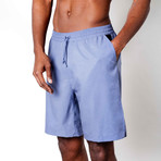Warrior II Shorts // Storm Blue (M)