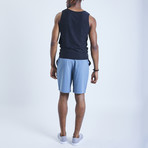 ECO Warrior I Shorts // Blue (M)