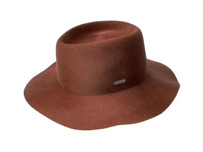 Kangol Heritage Inspired Hats Barclay Trilby // Terracotta (S) by Touch Of Modern - Denver Outlet