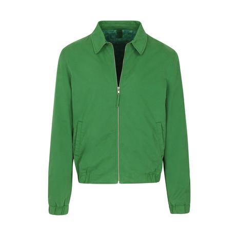 Fame Jacket // Green (Euro: 48)
