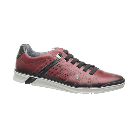 Axel Athleisure Shoes // Burgundy (US: 6.5)