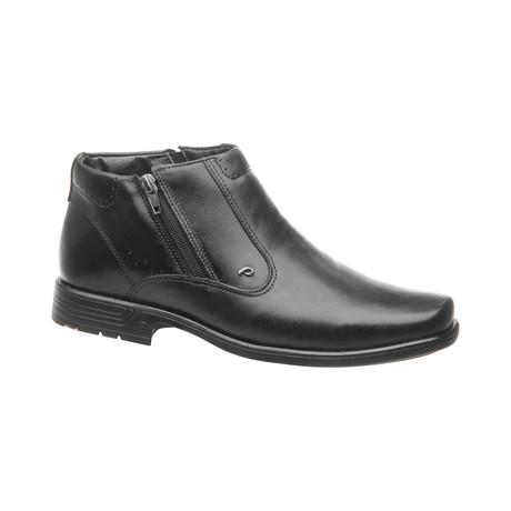 Mid-Cut Boot // Black (US: 6.5)