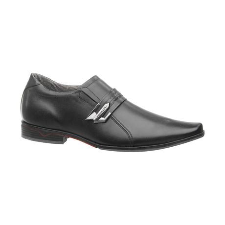 Ayaan Buckle Slip-On Dress Shoes // Black (US: 6.5)