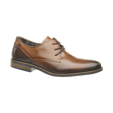 Aedan Lace-Up Dress Shoes // Cognac (US: 6.5)