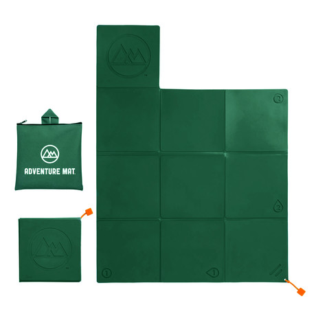 Adventure Mat // Green
