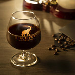 Cognac Barrel Aged Black Ivory Coffee