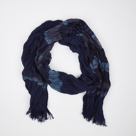 Flamme Scarf // Midnight