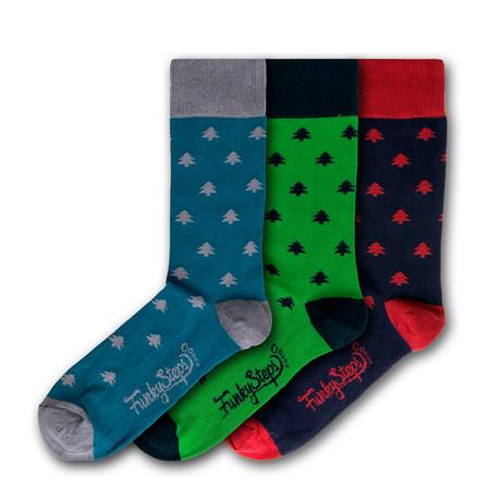 Tod Socks // Set of 3