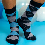 Marcellus Socks // Set of 5