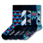 Mark Socks // Set of 5