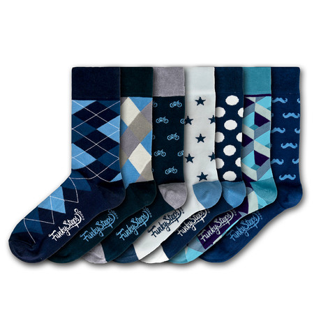 Millard Socks // Set of 7