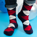 Trinidad Socks // Set of 10