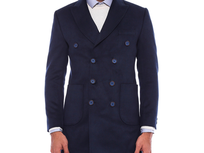 Photo of Wessi Suits, Shirts + Jackets Frank Slimfit Coat // Navy (Euro: 46) by Touch Of Modern