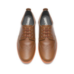 Jim Dress Shoes // Medium Brown (Euro: 40)