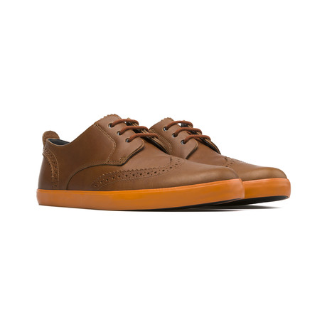 Jim Dress Shoes // Medium Brown (Euro: 39)