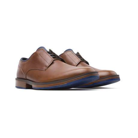 Deia Dress Shoes // Medium Brown (Euro: 39)
