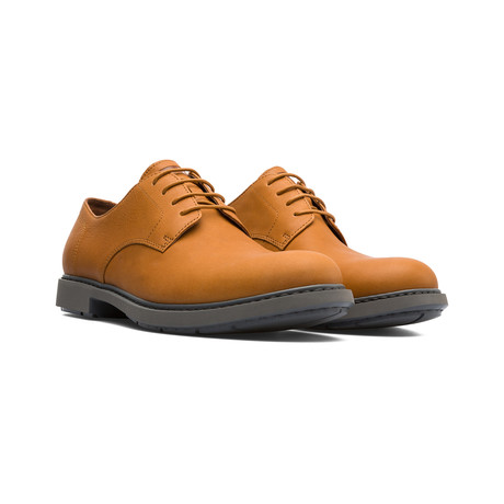 Neuman Dress Shoes // Rust + Copper (Euro: 39)
