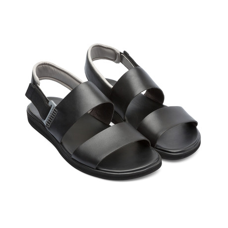 Spray Sandals // Black (Euro: 39)