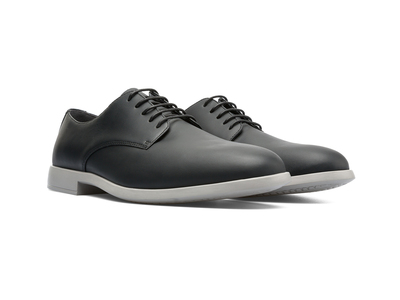 Camper Colorful Shoes For All Occasions Truman Dress Shoes // Black (Euro: 40) by Touch Of Modern - Denver Outlet