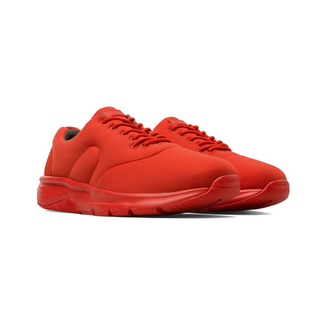 Drift Sneakers // Medium Red (Euro: 39)
