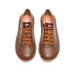 Beetle Sneakers // Medium Brown (Euro: 40)