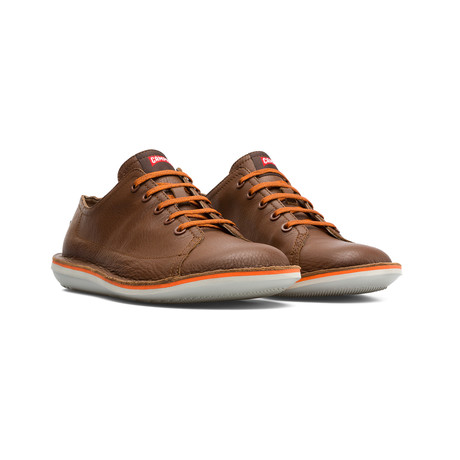 Beetle Sneakers // Medium Brown (Euro: 39)