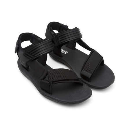 Together Dust Sandals // Black (Euro: 39)