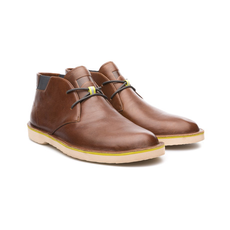 Morrys Sneaker // Medium Brown (Euro: 39)
