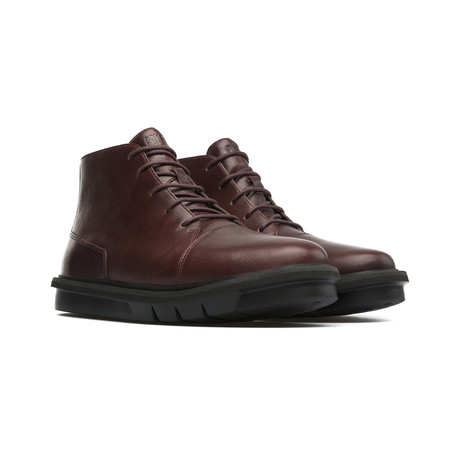 Mateo Boots // Dark Red (Euro: 39)