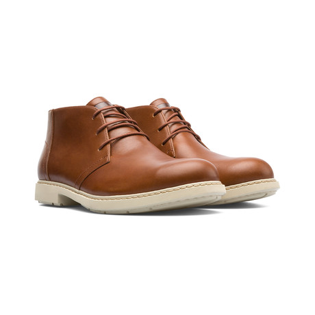 Neuman Boots // Medium Brown (Euro: 39)