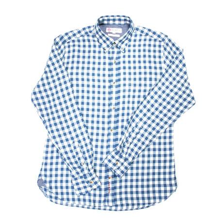 Badaba Shirt // Blue (XS)