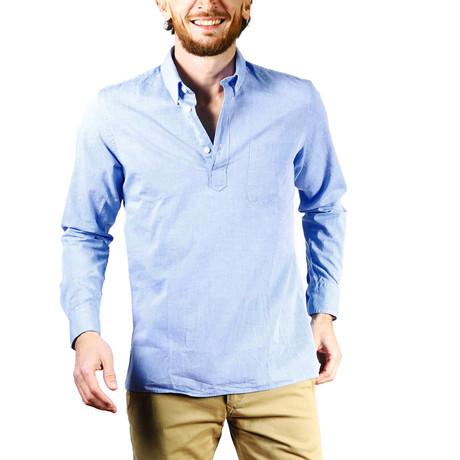Broux Shirt // Sky Blue (XS)