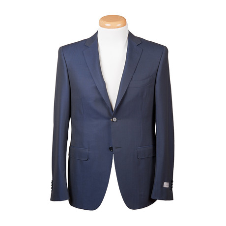 Lined Suit // Navy Blue (US: 44)