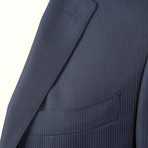 Lined Suit // Navy Blue (Euro: 50)