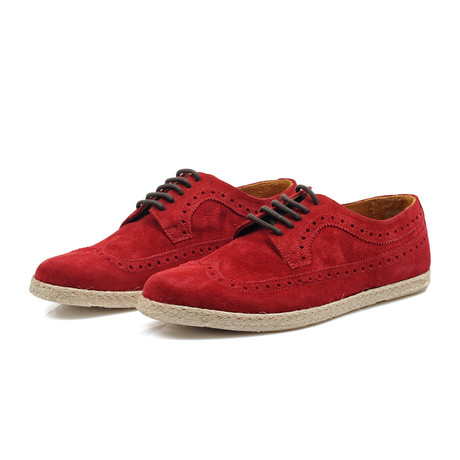 Carl Shoe // Red (Euro: 38)