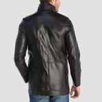 Houston Leather Jacket // Black (XS)