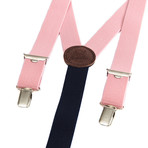 Skinny Clip-On // Baby Pink