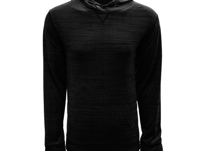 Photo of Levelwear Premium Athletic Apparel Anchor Hoodie // Heather Black (S) by Touch Of Modern