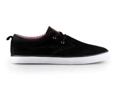 Lando Skating + BMX Sneakers Goofy // Black + White (Euro: 43) by Touch Of Modern - Denver Outlet