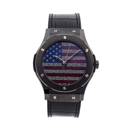 Hublot Classic Fusion Liberty Bang Automatic // 511.CM.1190.GR.US.A11 // Pre-Owned