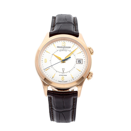 Jaeger-LeCoultre Master Memovox Automatic // Q1412430 // Pre-Owned